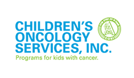 Congratulation's to Children's Oncology Services, Inc.!