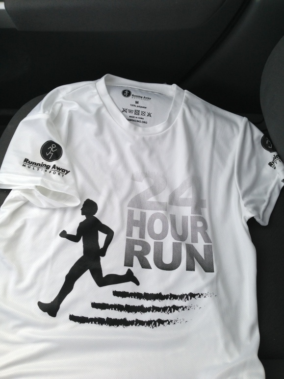 Limited Edition 24 Hour Run Shirts!